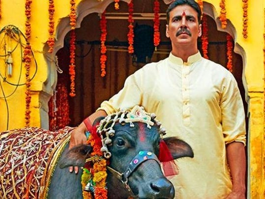Akshay Kumar in Toiletart