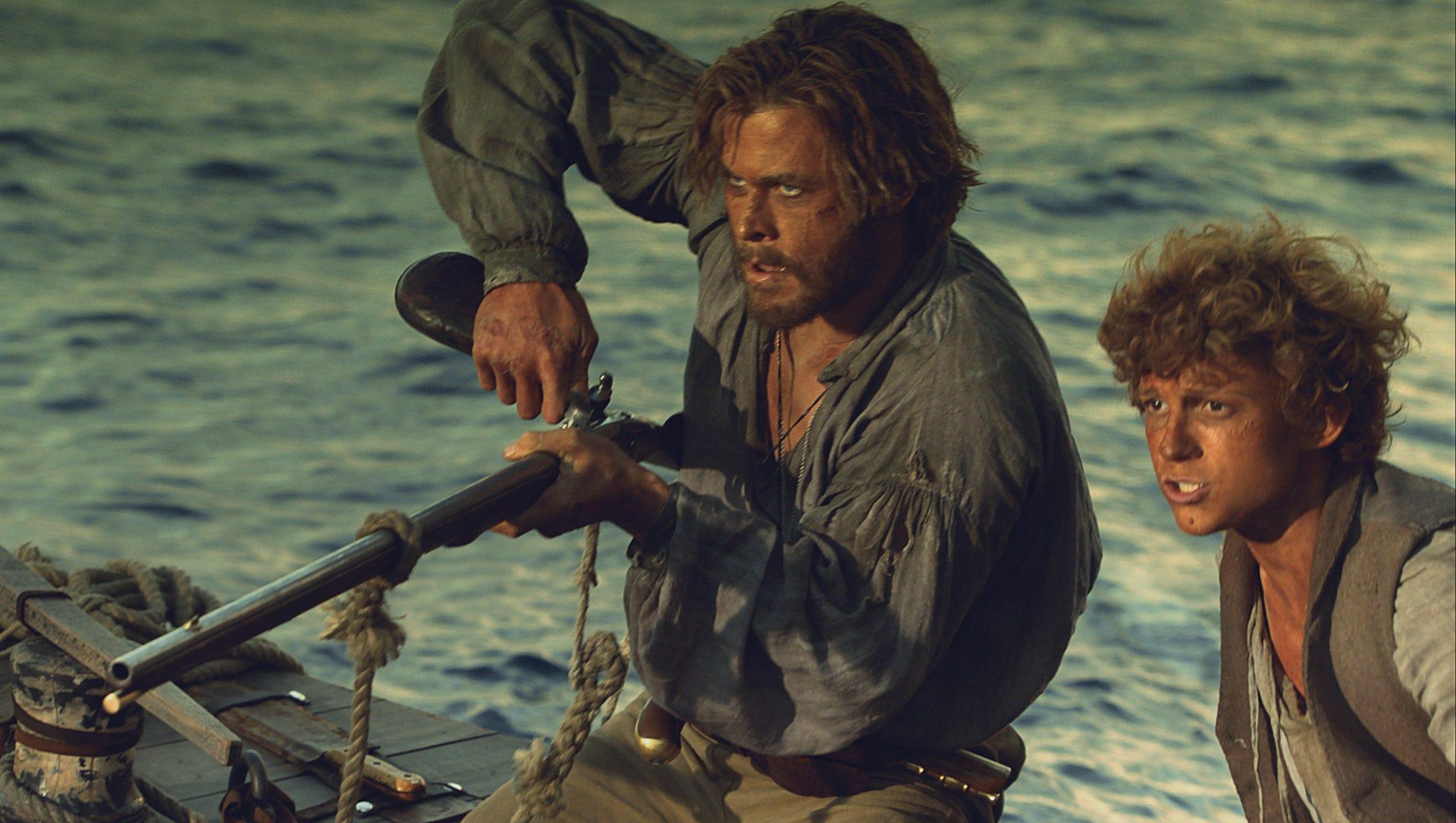 Heart Of The Sea Actors Bond Over Maritime Travails