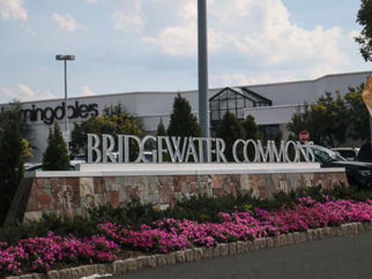 Bridgewater Commons mall