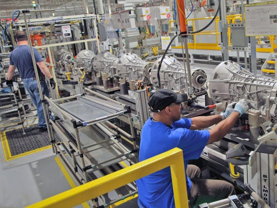 Ford announces a $1.4 billion investment in Livonia