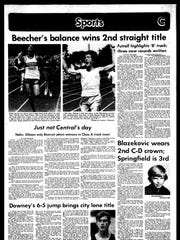 Battle Creek Sports History - Week of June 3, 1977