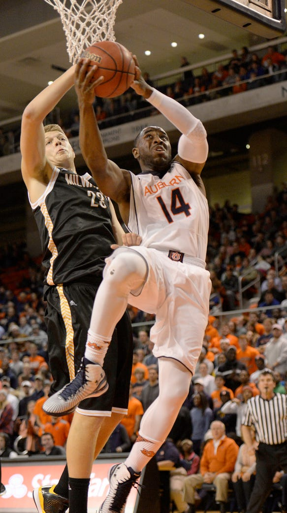 """Auburn guard Antoine Mason is """"most likely"""" going to"""