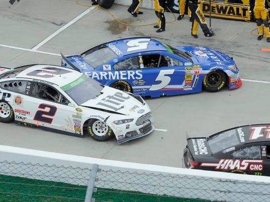 MNCO 0402 NASCAR feud pits Busch vs. Keselowski.jpg