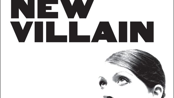 Album artwork for Amy Bezunartea's new record New Villain.