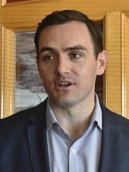 U.S. Rep. Mike Gallagher of Green Bay was among the