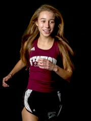 Station Camp High sophomore Faith Brown won three races