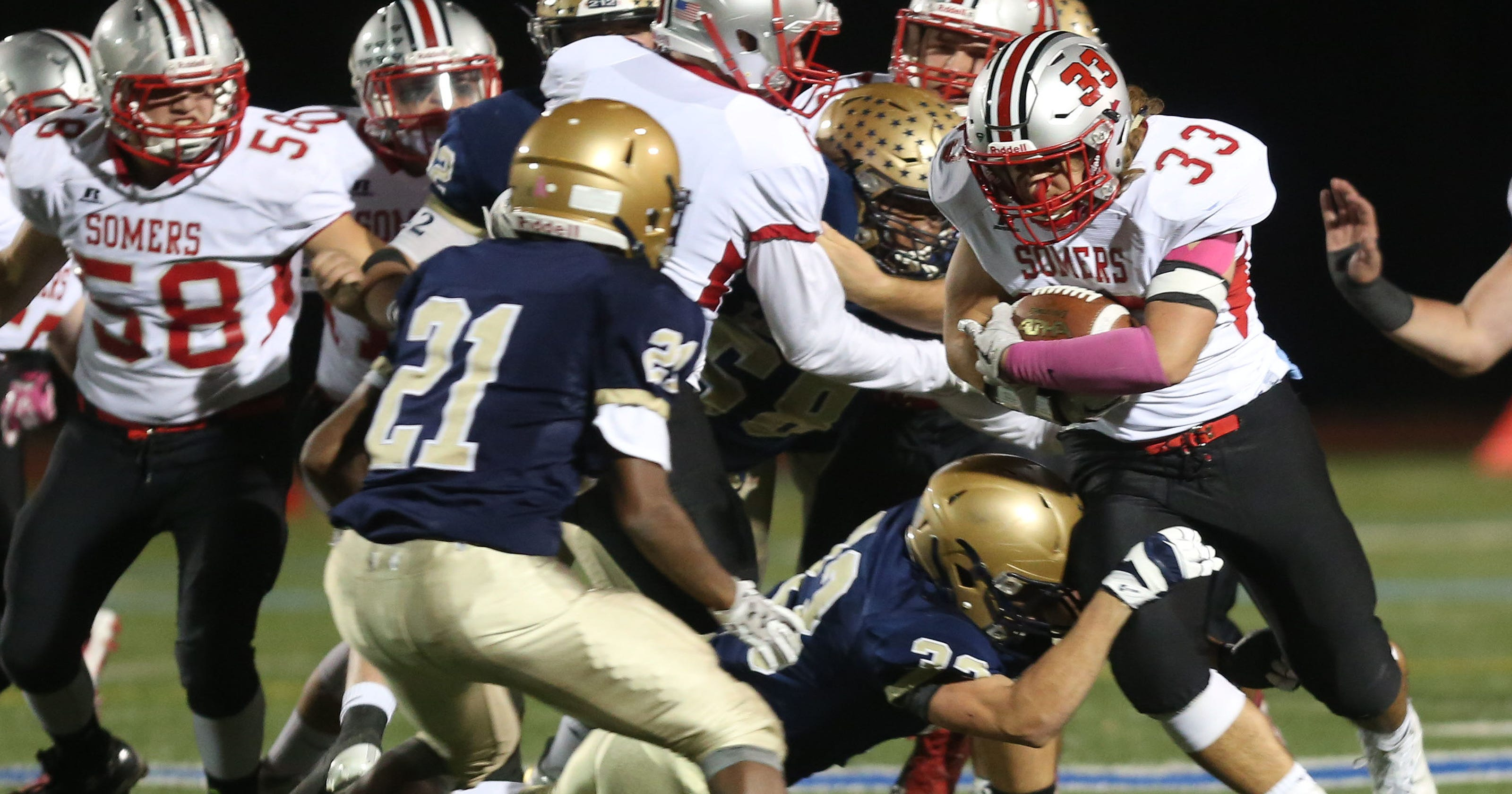 750d31d1a High school football  Talk Section 1 football playoffs at 7 30 p.m. with  Josh Thomson