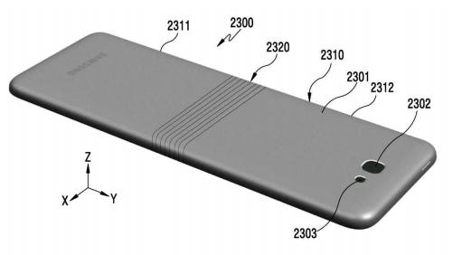 A recent patent suggests that Samsung has been toying around with the concept of a foldable smartphone.