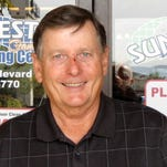 Doug Bowers scored his first 300 game in St. George.