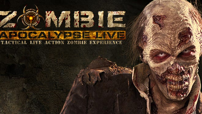 Zombie Apocalypse Live will be held at Halloween Park in York Haven May 20-22.