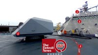 The latest USS Detroit puts the Navy's latest technology into its fastest combat ship