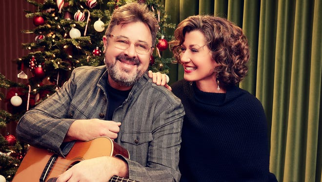 "Vince Gill and Amy Grant will perform 12 of their ""Christmas at the Ryman"" concerts this year."