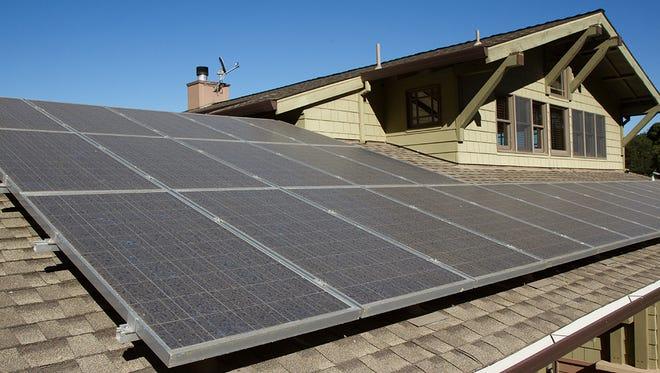 Private Solar Reform Slider