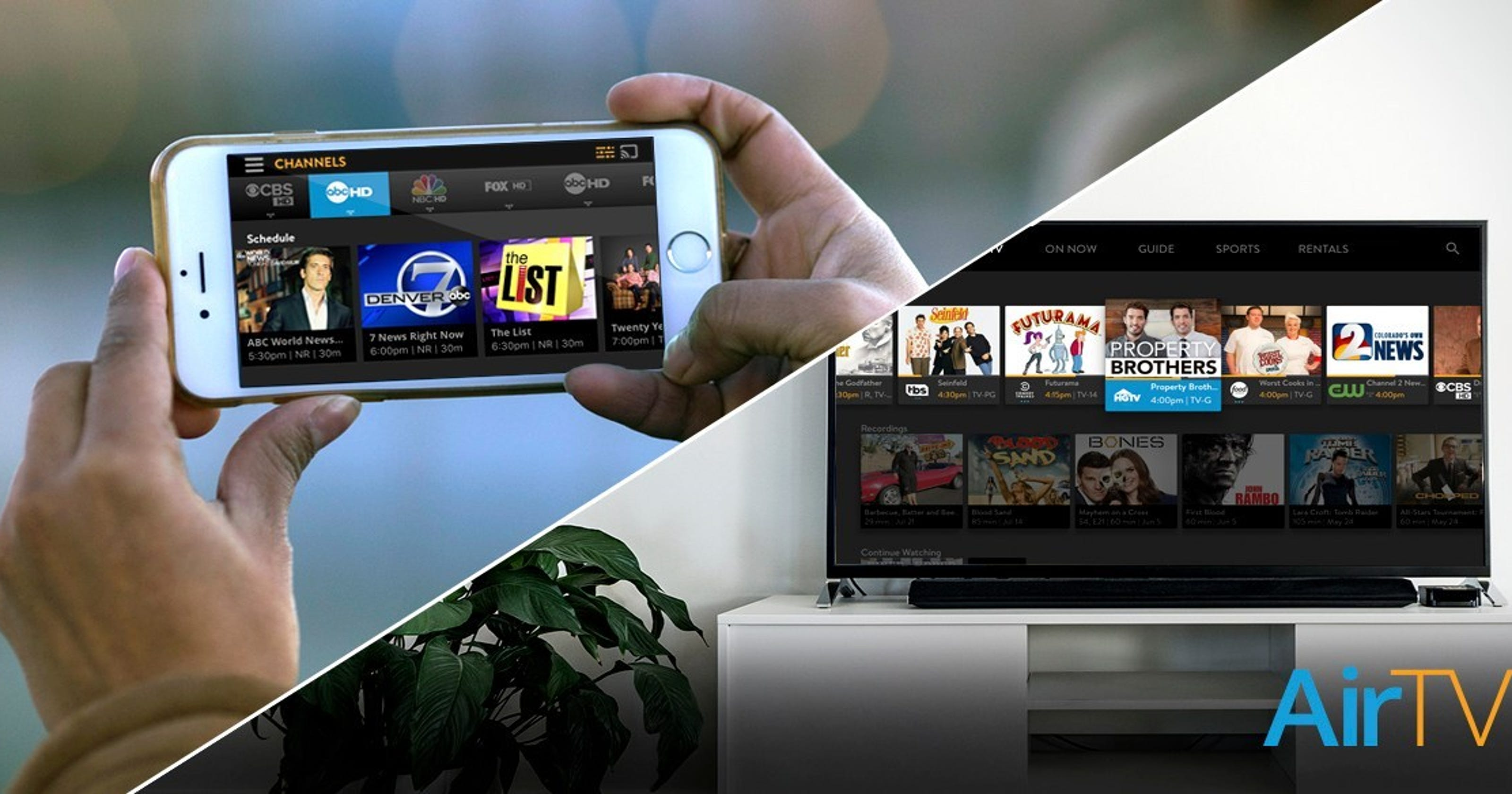 AirTV lets cord cutters stream free local TV channels at