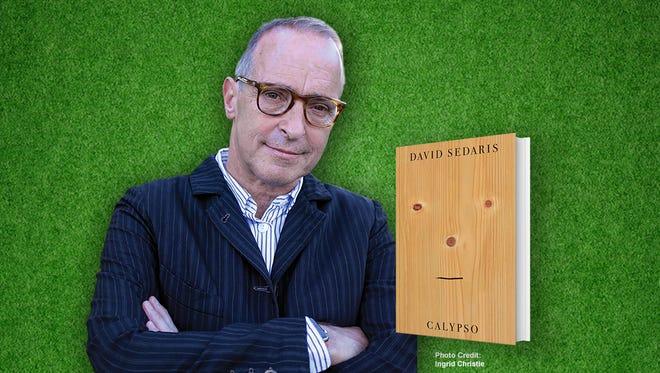 "David Sedaris and his new book ""Calypso"""
