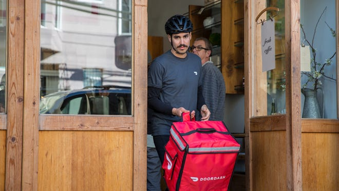 Door Dash, the online restaurant delivery platform that debuted in Reno on Aug. 1, is being criticized by some restaurant owners for listing them without permission.