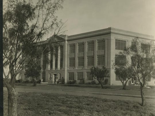 Old Main has long been the focal point of the McMurry