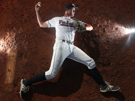 Wakulla senior Brad Lord is the 2018 All-Big Bend Pitcher