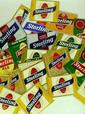 Sterling beer.