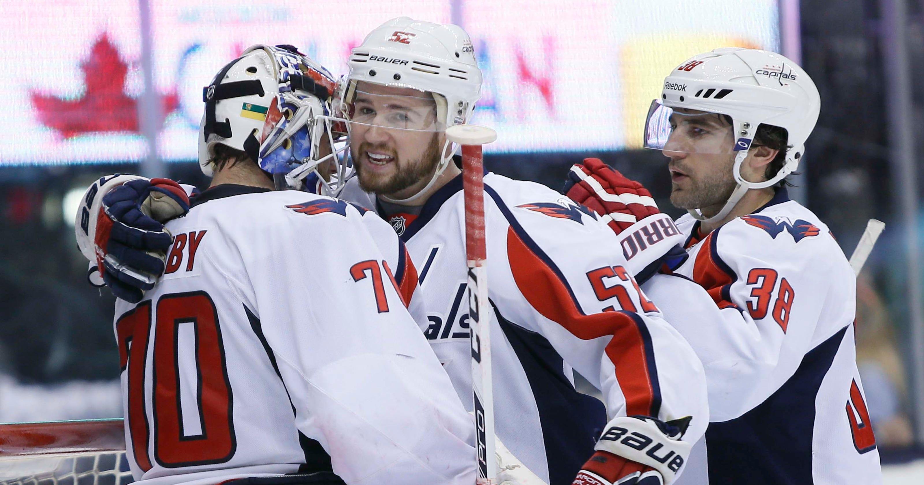 1145636ea4e Maple Leafs beaten 6-2 by Capitals in Coach Horachek s debut
