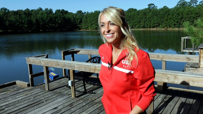 Rhonda Faehn joined USA Gymnastics in 2015 and oversaw the women's elite program.
