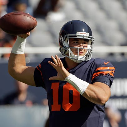Dougherty: Bears following Aaron Rodgers formula with Mitch Trubisky