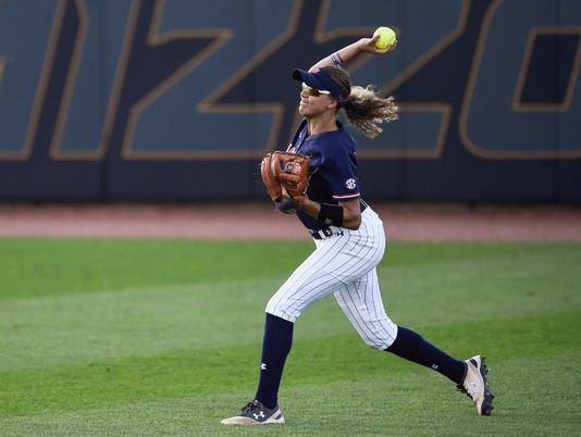 Auburn-Alabama SEC softball