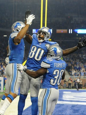 Ford Field is expected to be charged with electricity on Sunday night.