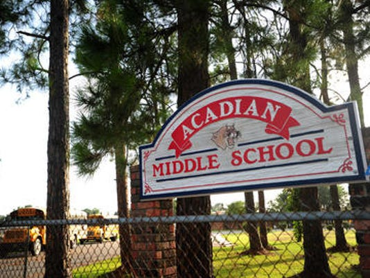 acadian middle