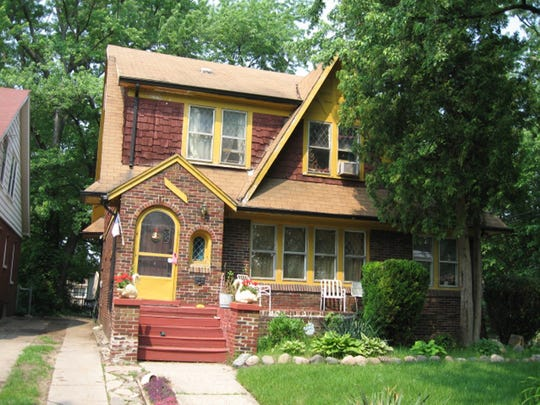 The late mob hit man Frank Sheeran claimed before his death that he killed Teamster boss Jimmy Hoffa in this house at 17841 Beaverland in Detroit on July 30, 1975.