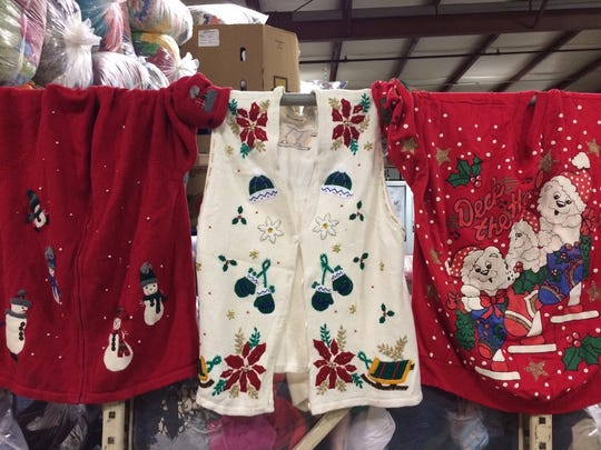Howl at the Moon's Ugly Sweater Party is this weekend in Vero Beach.
