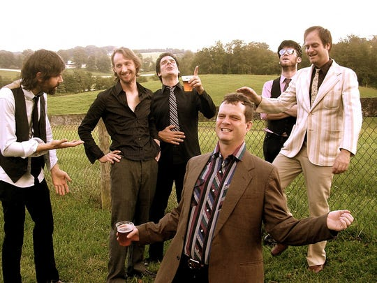 Electric Six play Southgate House on Friday.