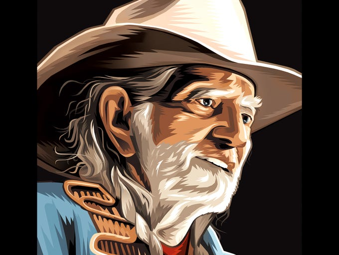 Willie Nelson's playing Wells Fargo Arena in Des Moines