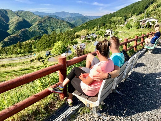 See stunning ancient sites and unspoiled nature on a Japanese pilgrimage hike