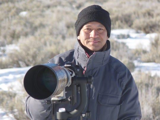Outdoor photographer Sumio Harada