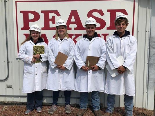 2018 Meats Team
