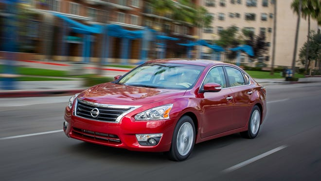 The 2015 Nissan Altima is Nissan's best-selling vehicle and one of the top-selling cars in the United States.