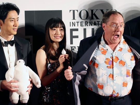 Disney Pens Love Letter To Japan With Robot Film