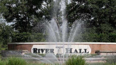 Some preliminary lobbying has been taking place in Tallahassee over a developer's plan to add more units to the River Hall community in the far reaches of the county.