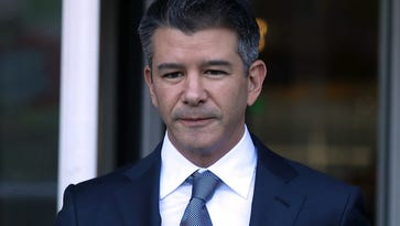 Uber ex-CEO Kalanick: self-driving car beef linked to Google CEO Page's ire over talent loss