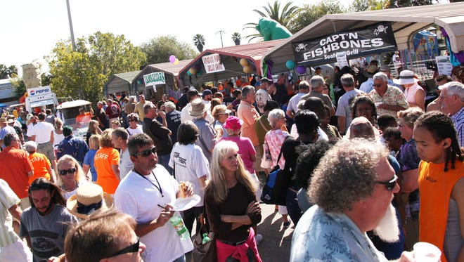 The 14th annual Gumbo Fest will be held Jan. 31 at The Shell Factory & Nature Park.