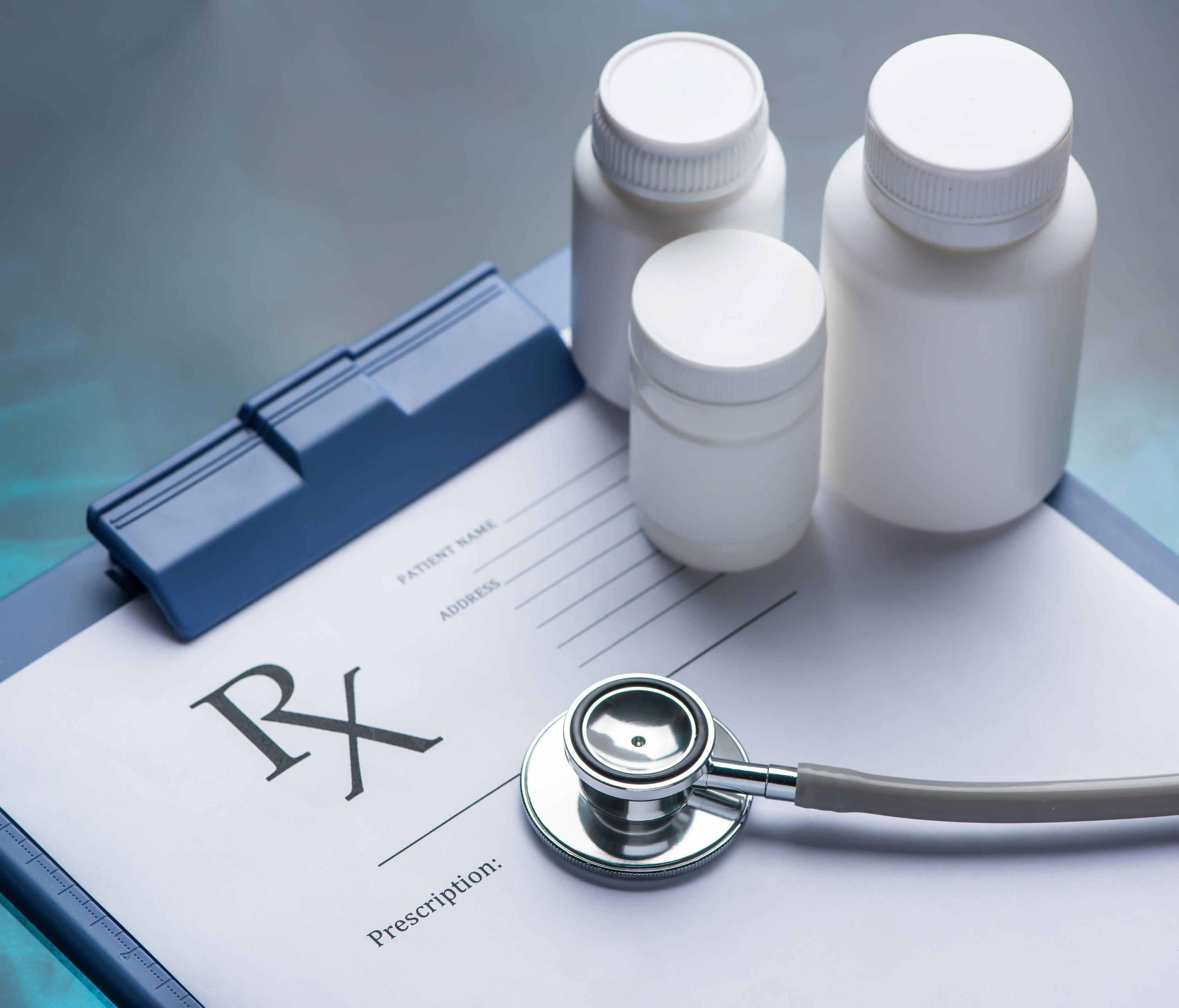 Pharmaceutical Salesman Prozac Battery O