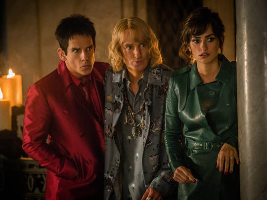 In this image released by Paramount Pictures, Ben Stiller