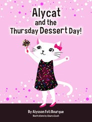 """""""Alycat and the Thursday Dessert Day"""" is part of a"""