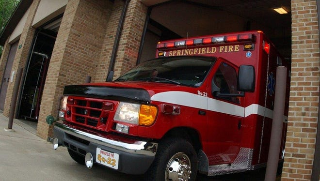 Springfield Township Fire Department has two renewal levies on the Nov. 3 ballot.