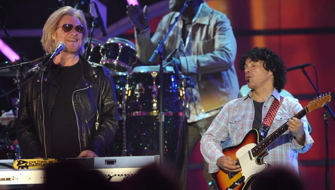 Hall & Oates co-headline the BMO Harris Bradley Center with Tears for Fears May 13. Tickets go on sale Friday.