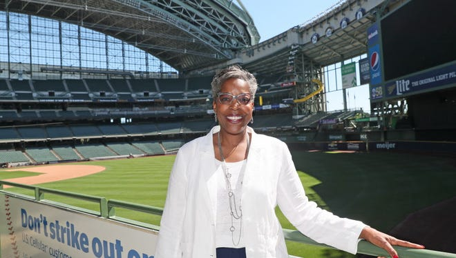 Cecelia Gore is executive director of the Brewers Community Foundation.