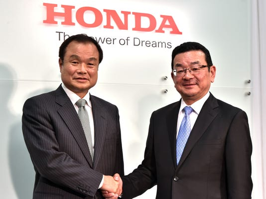 JAPAN-AUTO-HONDA-ITO