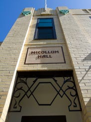 McCollum Hall on Martin Luther King Jr. Blvd. in Fort Myers will need $2.3 million more sunk into it before it's ready for occupants.