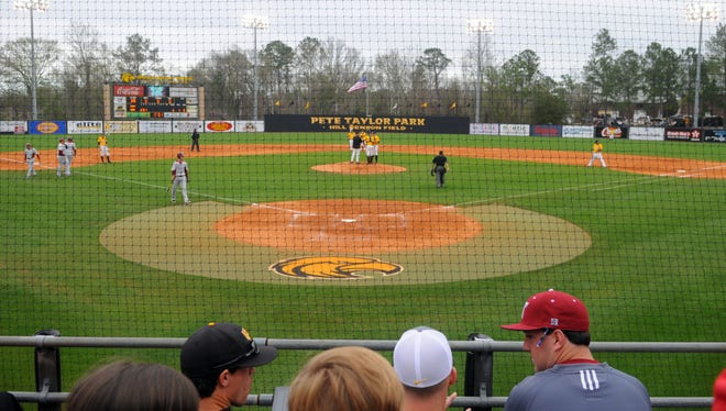 Southern Miss' Pete Taylor Park will serve as the site of next week's Conference USA baseball tournament.
